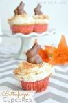 Butterfinger-cupcakes