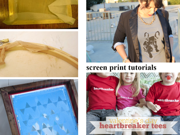 screen print tutorials