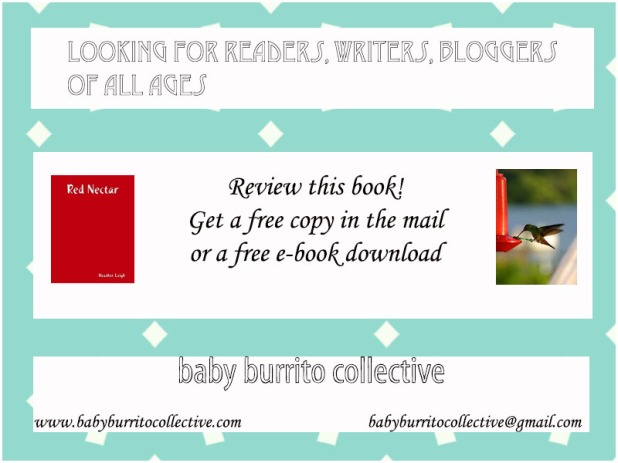 book review flyer