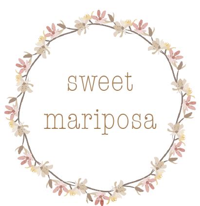 sweet mariposa logo