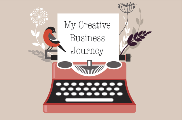 My Creative Business Journey