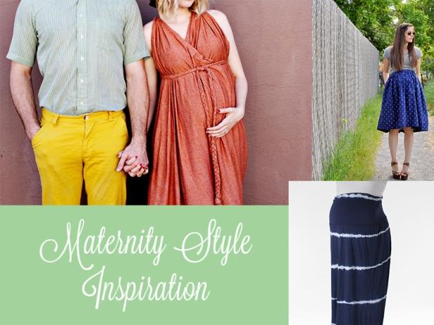 Maternity Style Inspiration