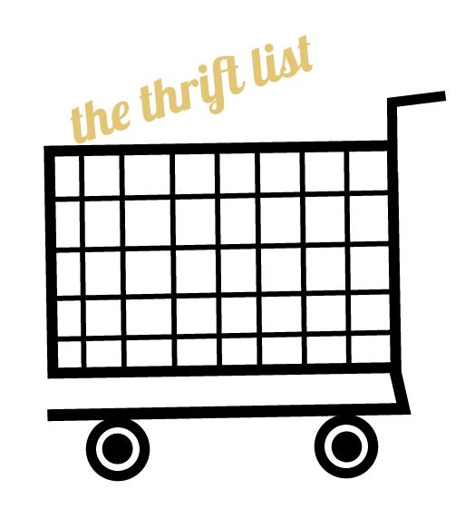 the thrift list